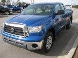 2007 Blue Streak Metallic Toyota Tundra SR5 Double Cab #23569094