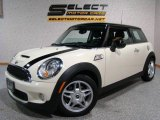 2007 Pepper White Mini Cooper S Hardtop #2349212