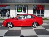 2008 Milano Red Acura TSX Sedan #23525472