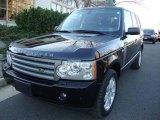 2006 Java Black Pearl Land Rover Range Rover HSE #23528699