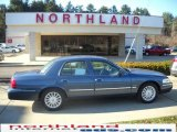 2009 Norsea Blue Metallic Mercury Grand Marquis LS #23566181