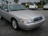 2009 Silver Birch Metallic Mercury Grand Marquis LS #23567914