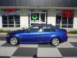 2008 Montego Blue Metallic BMW 3 Series 328i Sedan #23525479
