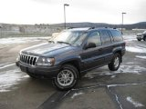 2002 Steel Blue Pearlcoat Jeep Grand Cherokee Laredo 4x4 #23516291