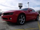 2010 Victory Red Chevrolet Camaro LT/RS Coupe #23570699