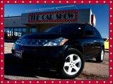 2005 Super Black Nissan Murano SL AWD #23521666