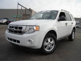 2009 White Suede Ford Escape XLT V6 4WD #23557194