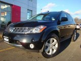 2006 Super Black Nissan Murano S AWD #23524530