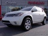 2007 Glacier Pearl White Nissan Murano SL #23570737