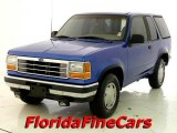 1992 Ford Explorer Sport Data, Info and Specs