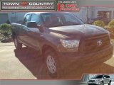 2010 Pyrite Brown Mica Toyota Tundra Double Cab 4x4 #23657297