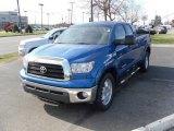 2007 Blue Streak Metallic Toyota Tundra X-SP Double Cab #23662841