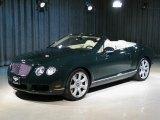 2007 Bentley Continental GTC Barnato Green