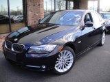 2009 Jet Black BMW 3 Series 335i Sedan #23646825