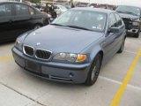 2002 Steel Blue Metallic BMW 3 Series 330i Sedan #23655947