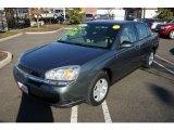 2005 Medium Gray Metallic Chevrolet Malibu LS V6 Sedan #23653434