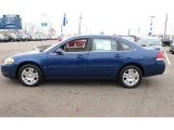 2006 Laser Blue Metallic Chevrolet Impala LT #23639601