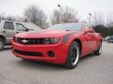 2010 Victory Red Chevrolet Camaro LS Coupe #23659764