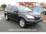 2008 Nighthawk Black Pearl Honda CR-V EX #23638305