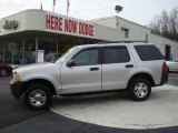 2003 Silver Birch Metallic Ford Explorer XLS 4x4 #23655200