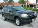 2003 Aspen Green Metallic Ford Explorer XLT #23645783
