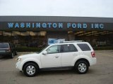 2009 White Suede Ford Escape Limited V6 4WD #23654404