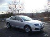 2010 Brilliant Silver Metallic Ford Fusion Sport #23647988