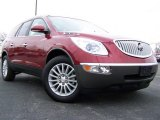 2009 Red Jewel Tintcoat Buick Enclave CXL AWD #23641201