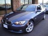 2007 Sparkling Graphite Metallic BMW 3 Series 328xi Coupe #23646826