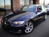 2007 Monaco Blue Metallic BMW 3 Series 328xi Coupe #23646831