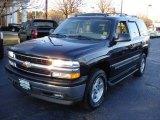 2005 Dark Blue Metallic Chevrolet Tahoe LT 4x4 #23637615