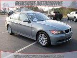 2007 Arctic Metallic BMW 3 Series 328i Sedan #23663131