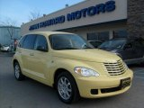 2007 Pastel Yellow Chrysler PT Cruiser Touring #23662694