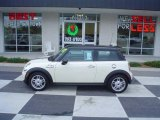 2007 Pepper White Mini Cooper S Hardtop #23655070