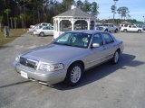 2009 Silver Birch Metallic Mercury Grand Marquis LS #23659022