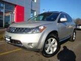 2006 Brilliant Silver Metallic Nissan Murano SL AWD #23654155
