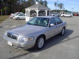 2009 Silver Birch Metallic Mercury Grand Marquis LS #23659012