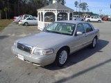 2009 Smokestone Metallic Mercury Grand Marquis LS #23659020