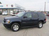2009 Dark Blue Metallic Chevrolet Tahoe LT 4x4 #23657424