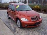 2007 Tangerine Pearl Chrysler PT Cruiser Limited Edition Turbo #23732427