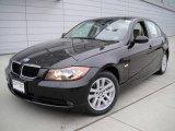2007 Black Sapphire Metallic BMW 3 Series 328xi Sedan #23713211