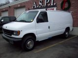 1999 Ford E Series Van E250 Commercial Data, Info and Specs