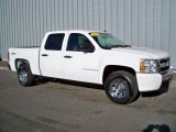 2007 Chevrolet Silverado 1500 Crew Cab 4x4 Data, Info and Specs