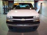 1999 Summit White Chevrolet Silverado 1500 Z71 Extended Cab 4x4 #23778316