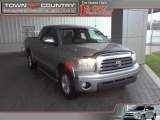 2008 Silver Sky Metallic Toyota Tundra Limited Double Cab #23798353