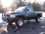 2000 Dodge Ram 1500 Forest Green Pearlcoat