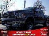 2010 Austin Tan Pearl Dodge Ram 1500 Laramie Crew Cab 4x4 #23790506