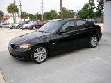 2006 Jet Black BMW 3 Series 325i Sedan #238172