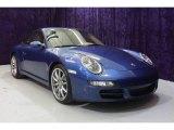 2007 Cobalt Blue Metallic Porsche 911 Carrera Coupe #23794293