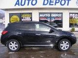 2009 Super Black Nissan Murano S AWD #23787984